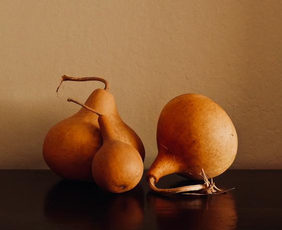 3 Gourds