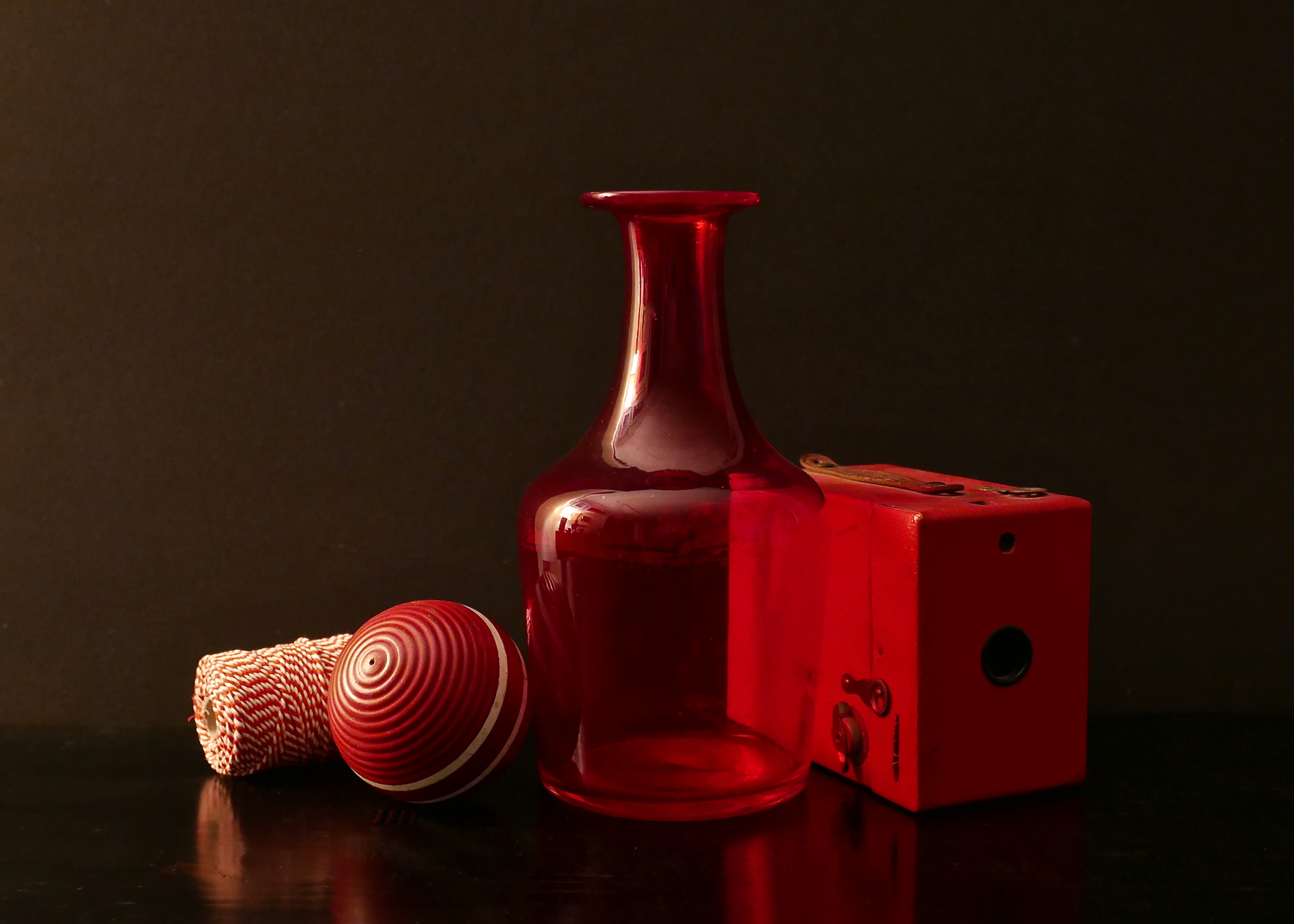 Red Objects