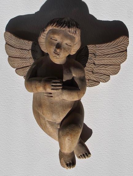 Ceramic Angel 3
