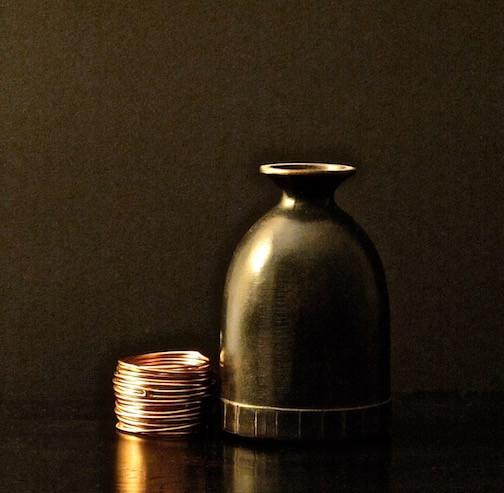 Black Pot & Copper Coil 1