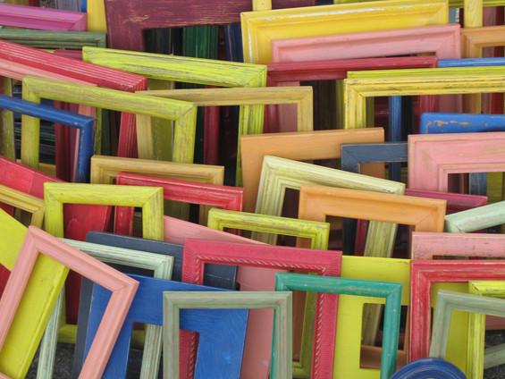 Picture Frames Color