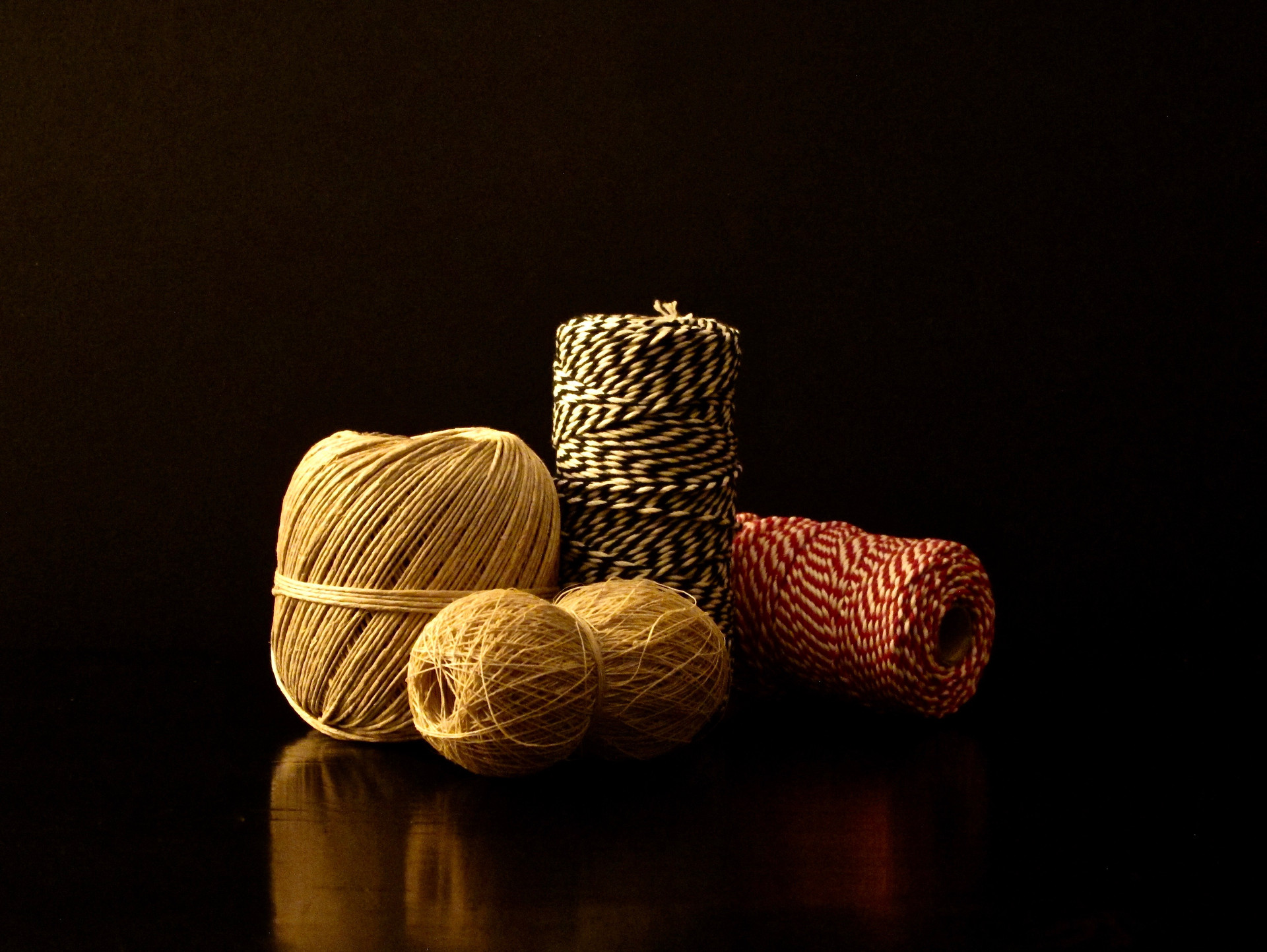 Still Life Four Threads 2
