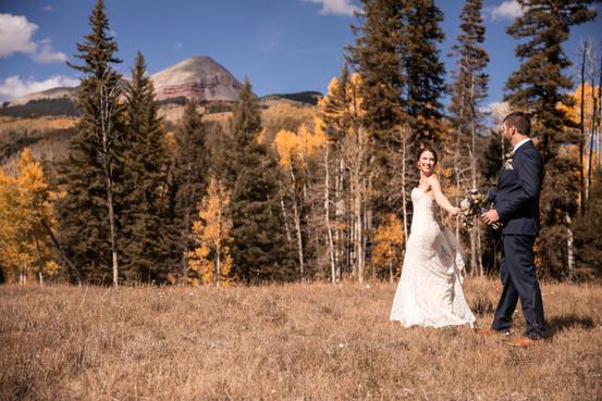 durango colorado wedding photographer videographer