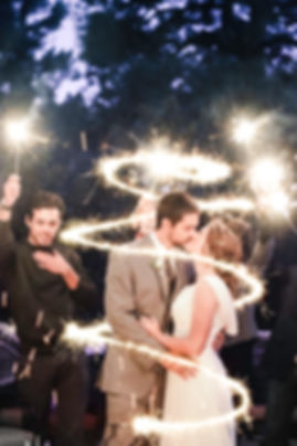 wedding photographer sparkles