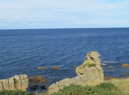 Hopeman to Burghead