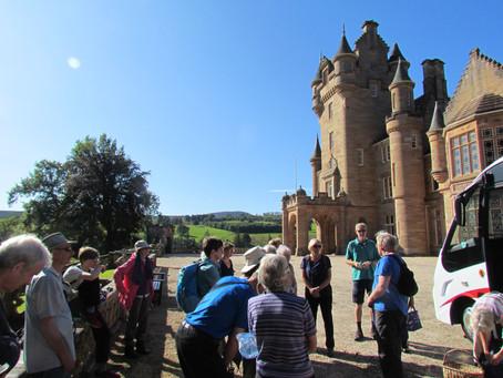 Ardross Castle  Sept '19