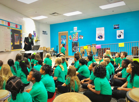 I See Myself—The Importance of African American Male Educators