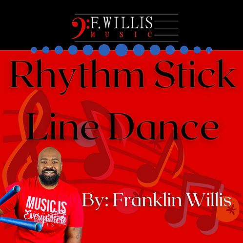 Rhythm Stick Line Dance