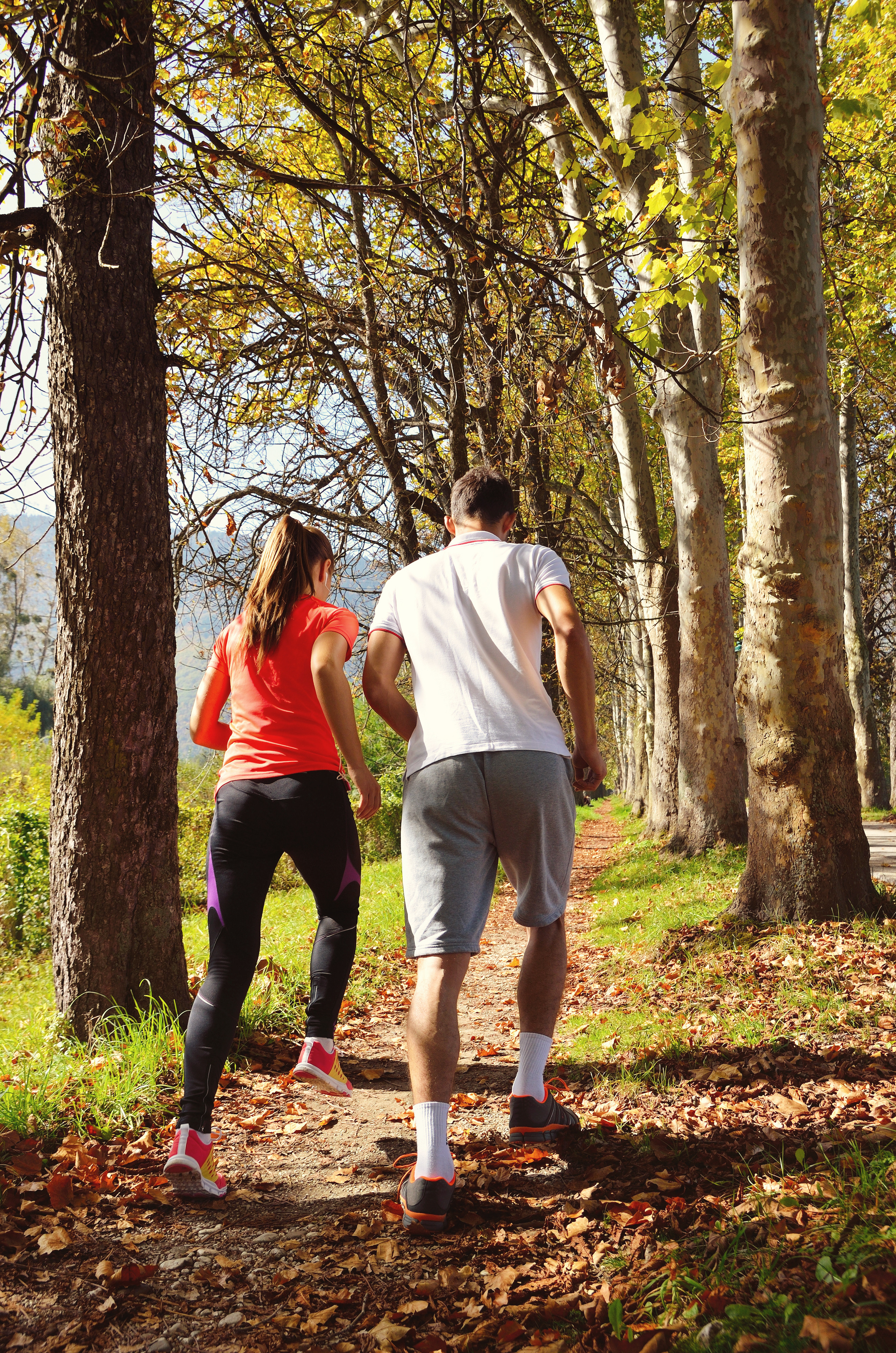 Outdoor Functional Endurance Training