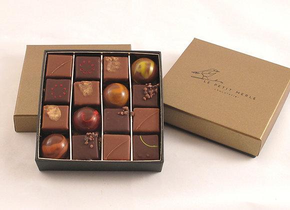 Coffret de 32 chocolats