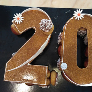 20 ans de mariages nougatine