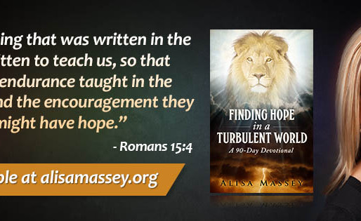 Finding Hope in: Holiness