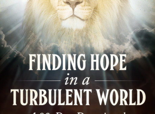 Finding Hope in: Positive Words