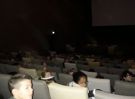 Mise en projet au cinéma Le GEN'ERIC