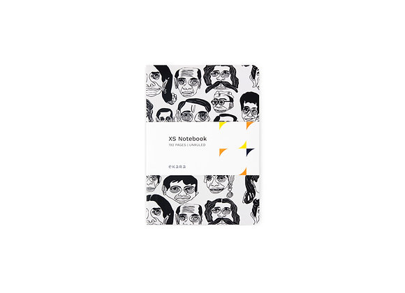 Faces XS NoteBook