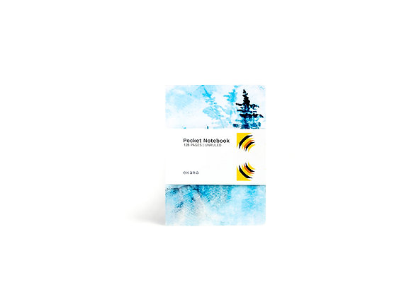 Blue Mountains Pocket Notebook