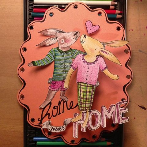 Home Sweet Home (pop-up)