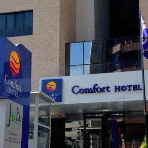 INAUGURAÇÃO DO HOTEL COMFORT MACEIÓ