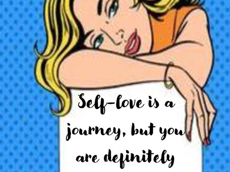 BOLDLY LOVE YOURSELF