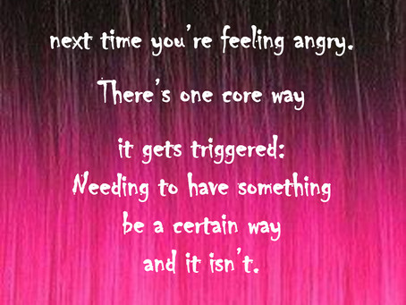 ANGER IS YOUR BFF?