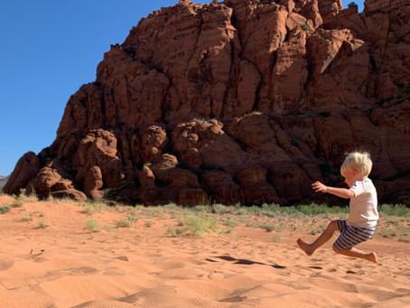 Standing Long Jump aka Broad Jump Assessment