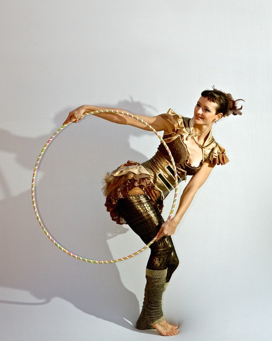 Hoop Dance - Beginners
