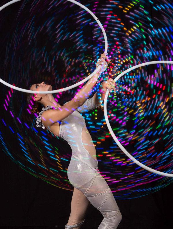Hoop Dance - Intermediate