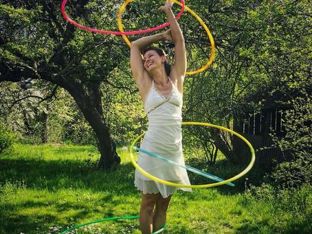 Hula Hoop Spring Jam