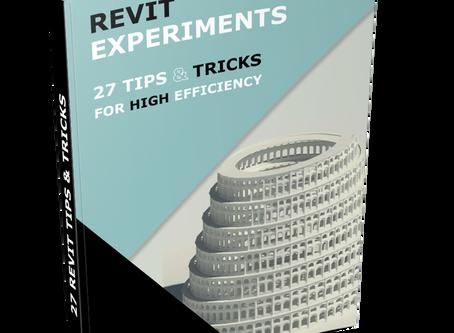 27 Revit Tips & Tricks free eBook