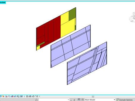 More Curtain Wall Randomization