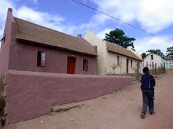 restoration kloof straat pink house