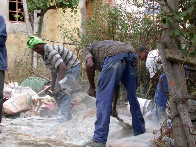 restoration job creation