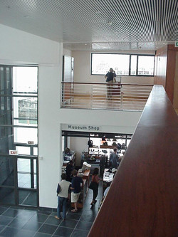 Upper Level Exhibition space