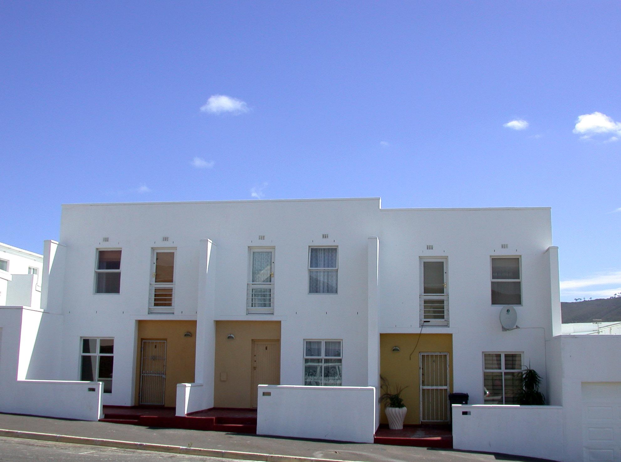 Rutger Street Elevation