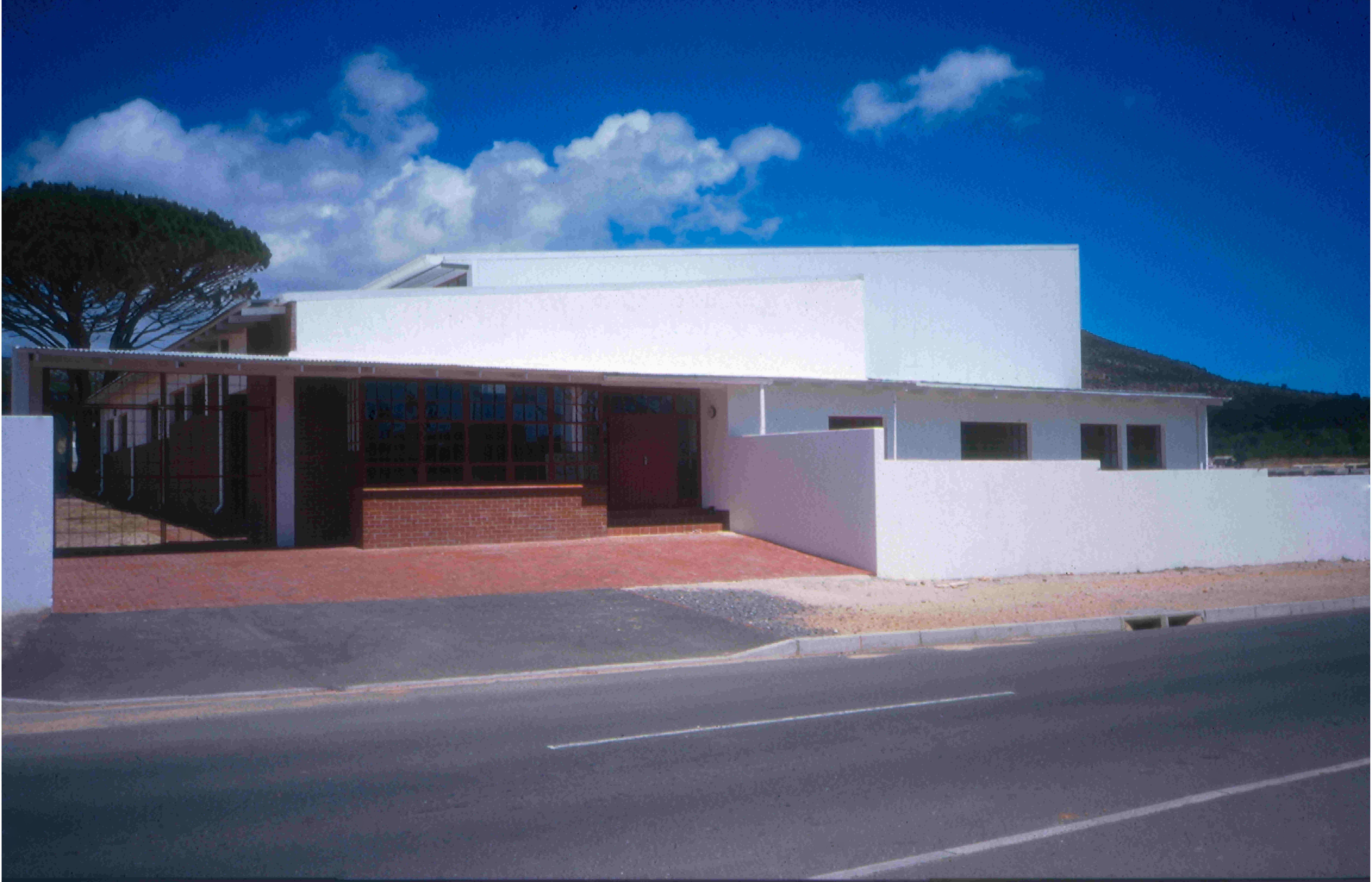 Lucien le Grange - Oceanview Hall