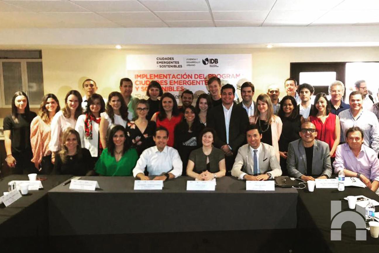 """Proyecto """"Rethinking Hermosillo"""""""