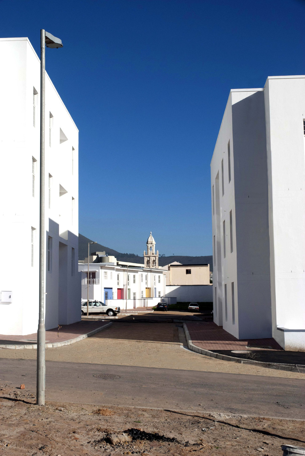 view towards al azhar mosque and aspeling street