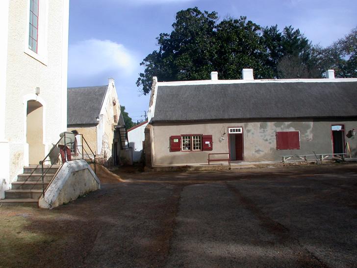 restoration church offices werf