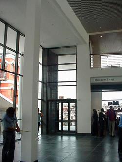 Internal View of Foyer