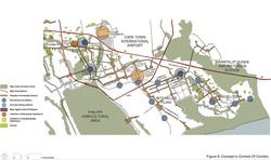 Nolungile site in corridor context