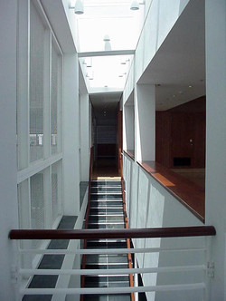 Looking at one of the stairwells