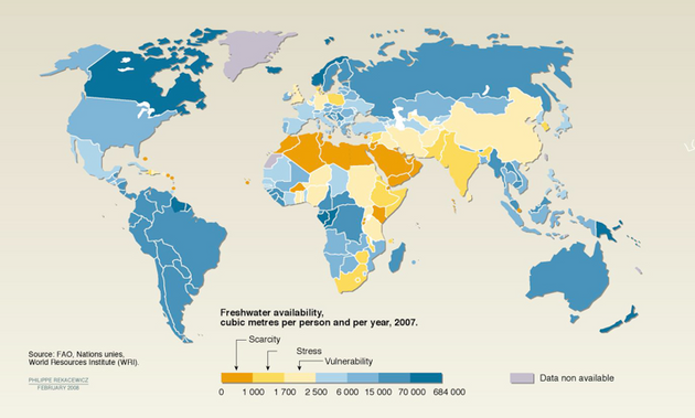 3 Billion At Risk from Water Scarcity in Asia-Pacific