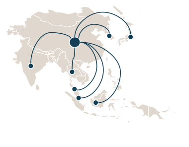 Asia-Pacific's Main Trade Routes in 2030