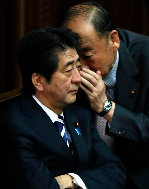 For Shinzo Abe, The Time Is Now