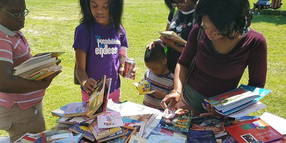 Book Giveaway in Dallas, TX
