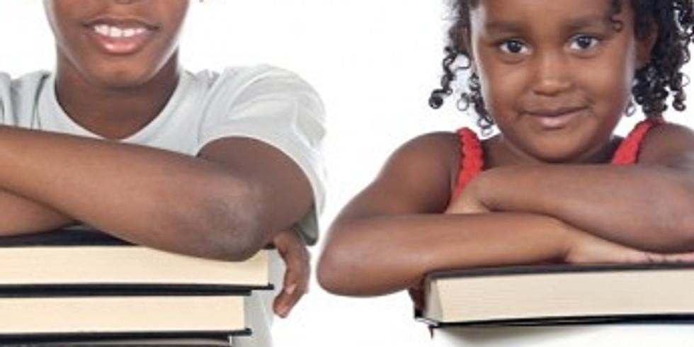 B2L hosting #100BlackMenRead on #Giving Tuesday, 100+ Black Men Reading to Elementary School Kids