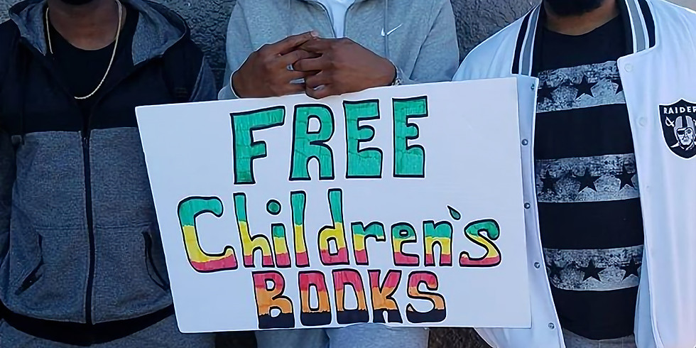 Fall Back to School National Book Drive Event