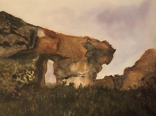 Landscape Study #5