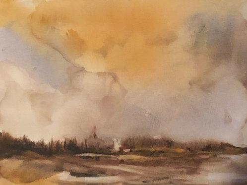 Landscape Study #6