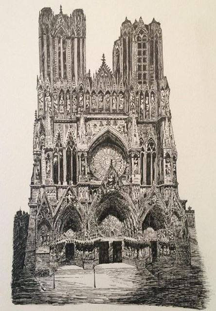 Cathedral Study